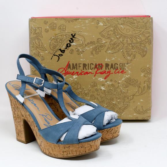 c18b2cfec18f American Rag Womens Jamie Open Toe Casual Platform